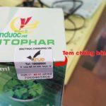 Thành phần, công dụng, tác dụng của tinh dầu ngải Vitophar!
