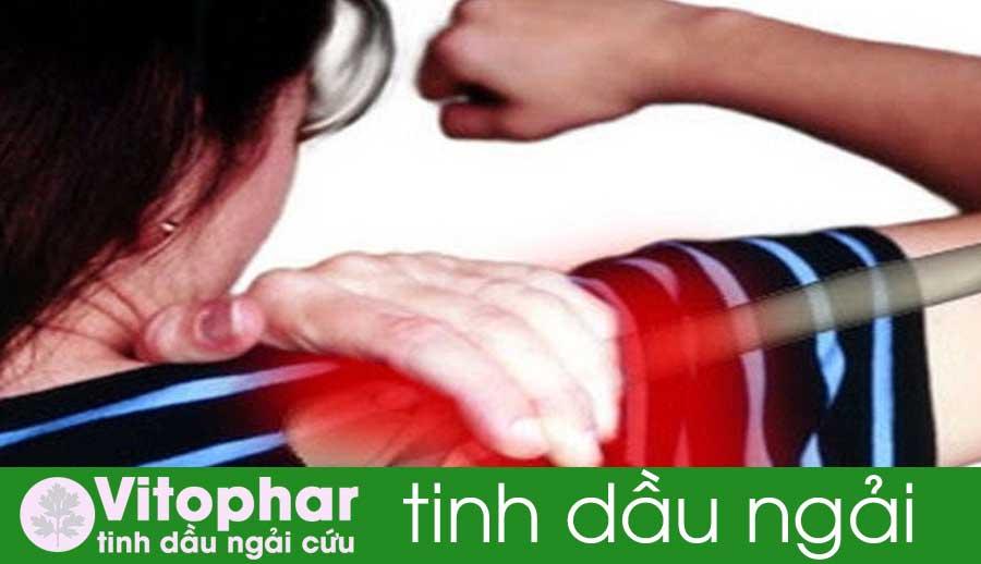 Viêm quanh khớp vai, nguyên nhân, triệu chứng, điều trị!